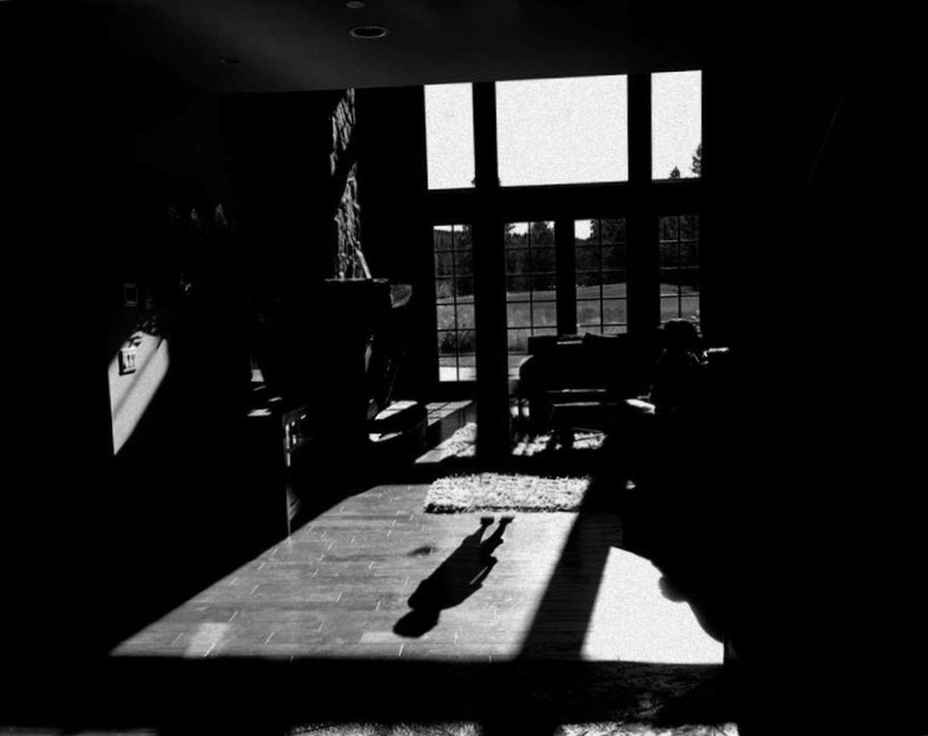 B&w Street Photography Light And Shadow