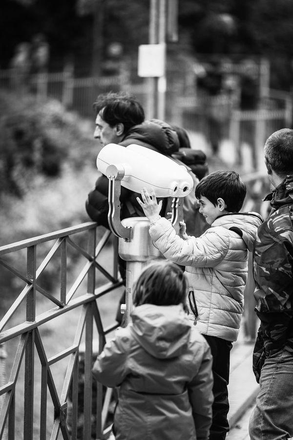 Streetphotography Street Kid Marmore Falls Bokeh 135mmf2l Canon 135