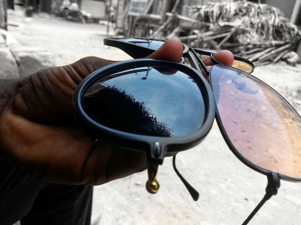 Human Body Part Sunglasses Human Hand People One Person Day Adult Close-up One Man Only Only Men Outdoors Adults Only Monochrome _ Collection Monochrome Photography