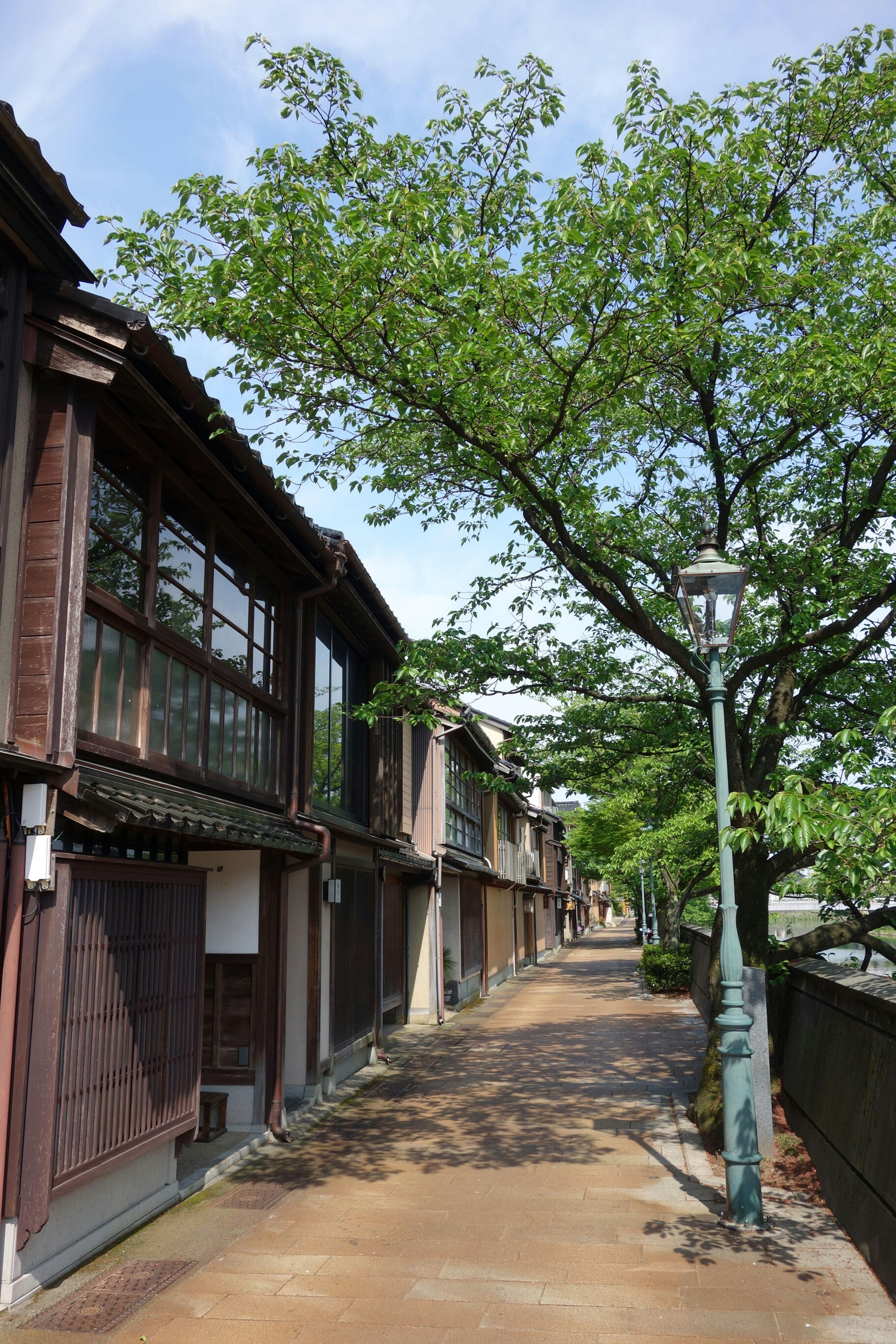 Kazuemachi Kanazawa Kanazawa-shi Ishikawa Ishikawa-ken Japan Traveling Travel Travel Photography