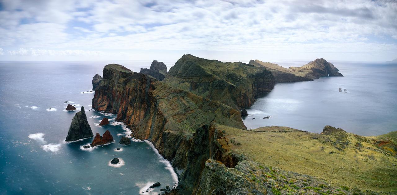 Beautiful stock photos of portugal, sea, water, tranquil scene, scenics
