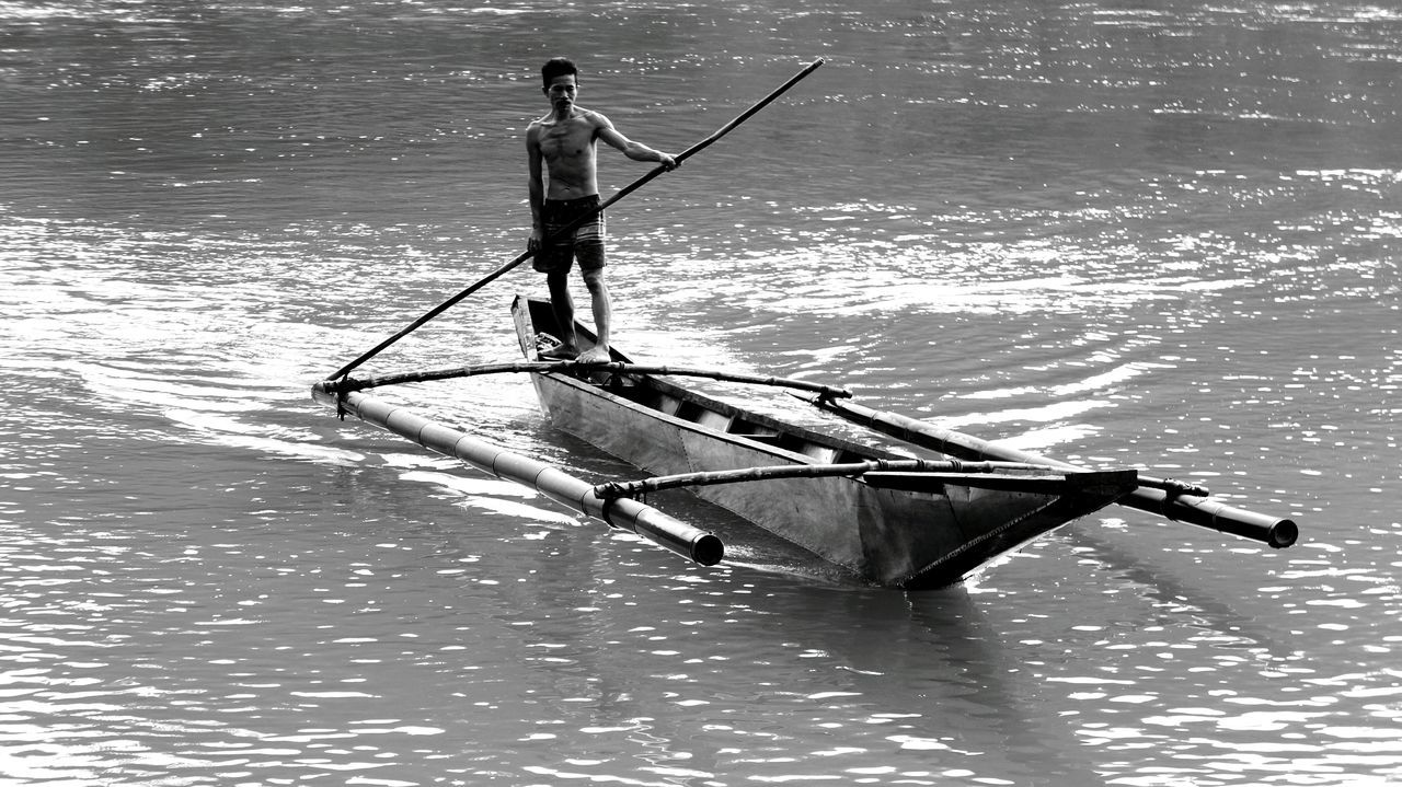 Our ride is here! Wawa River Rodriguez, Rizal Philippines Photos That Will Restore Your Faith In Humanity Capture The Moment EyeEm Best Shots EyeEm Best Shots - Black + White EyeEm Gallery The Week On EyeEm Eyeem Philippines Deceptively Simple My Commute