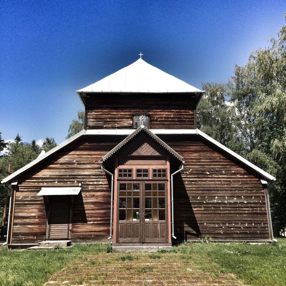 Church Wood The Explorer - 2014 EyeEm Awards