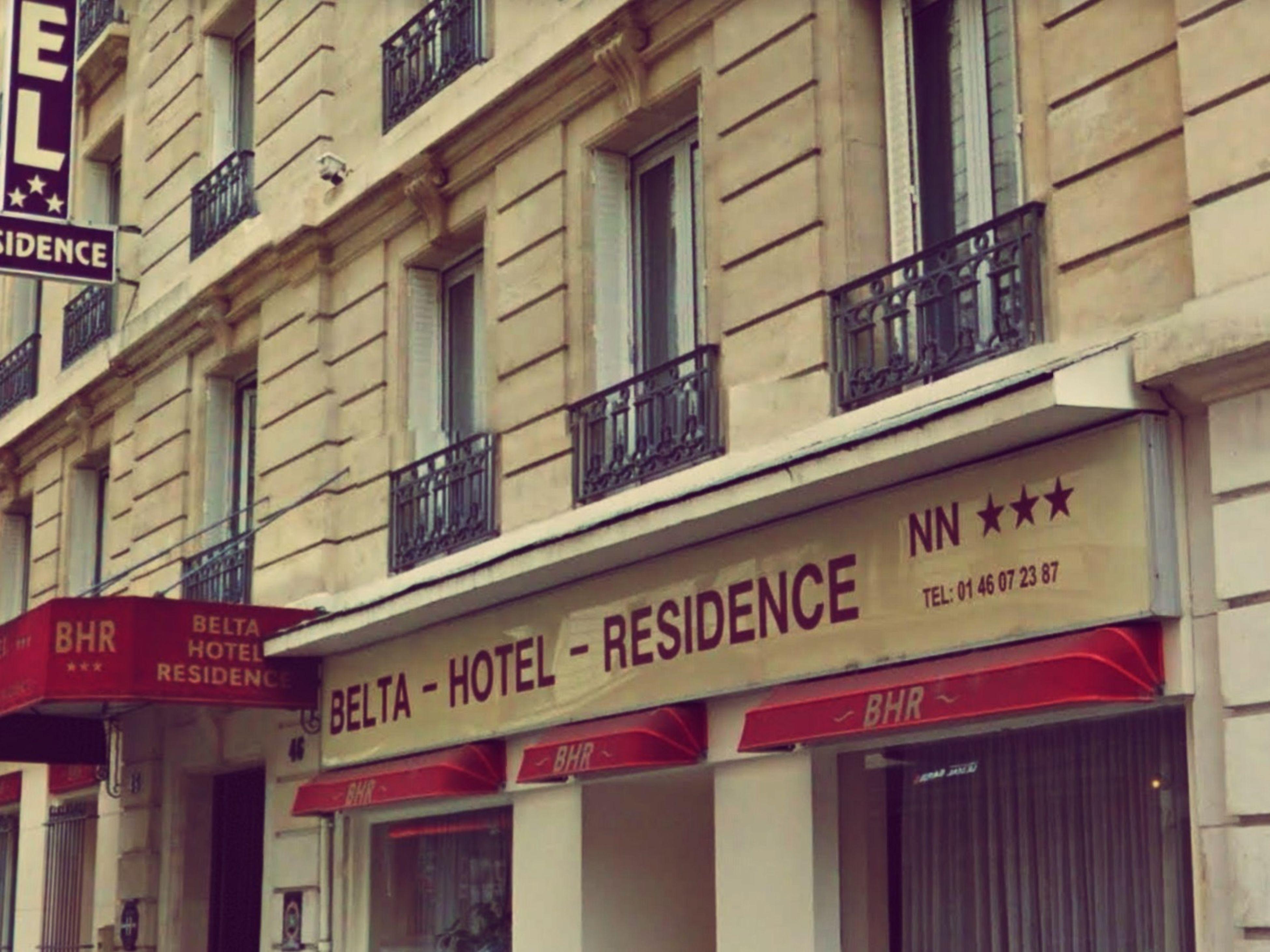Hotel Belta Paris France excelente servicio ;)
