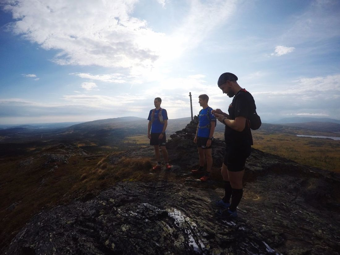 Swedish mountains at their best! Mountains Trailrunning