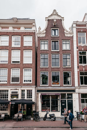 Amsterdam street scene Amsterdam Architecture Building Exterior Built Structure Canal Canals Canals And Waterways Cannabis City City City Life Cityscape Day European  Façade Outdoors People Red Light District Street Tourism Travel Window