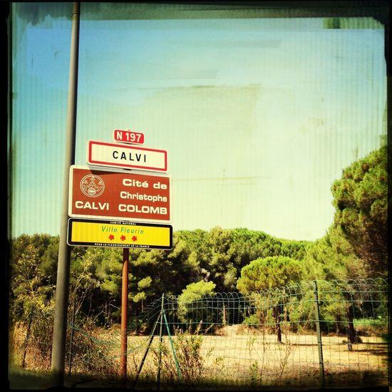 Calvi ma ville préférer en Corse ❤️