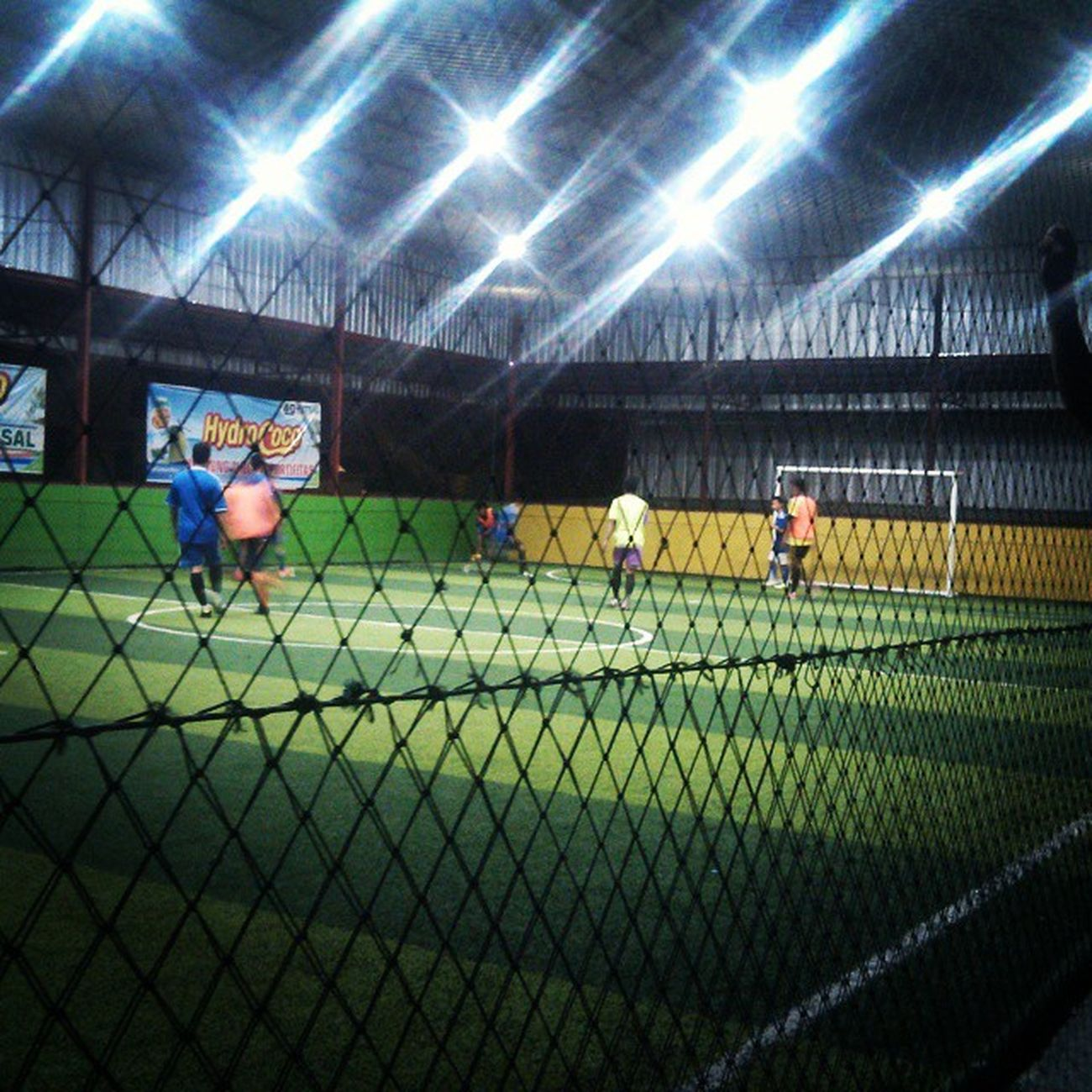 Just watching...Unfit CISCBalikpapan FunFutsal @CISCBPN