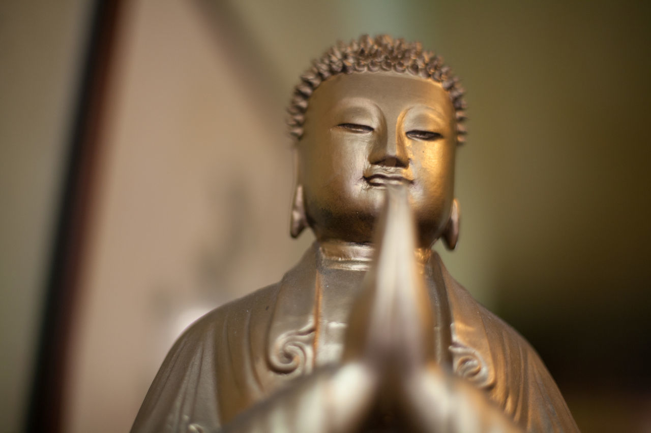Beautiful stock photos of prayer, Buddha, Buddhism, Human Representation, Indoors