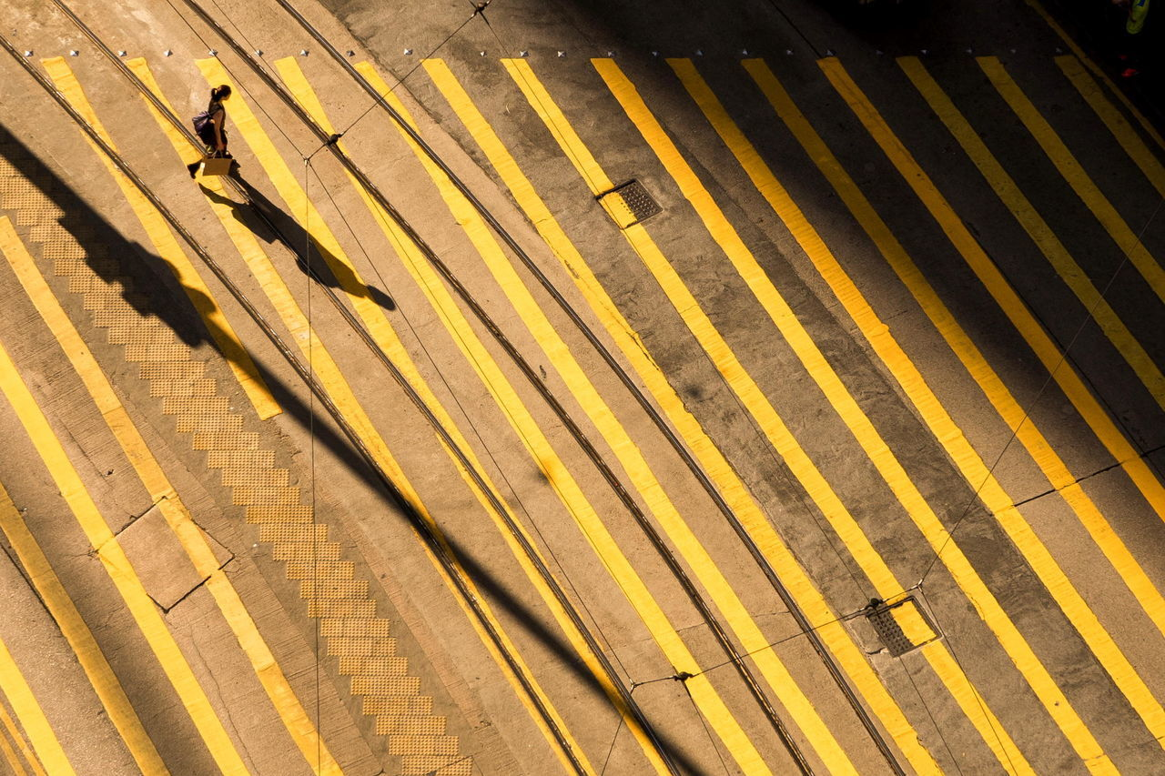 Beautiful stock photos of licht, Day, Full Length, High Angle View, Hong Kong