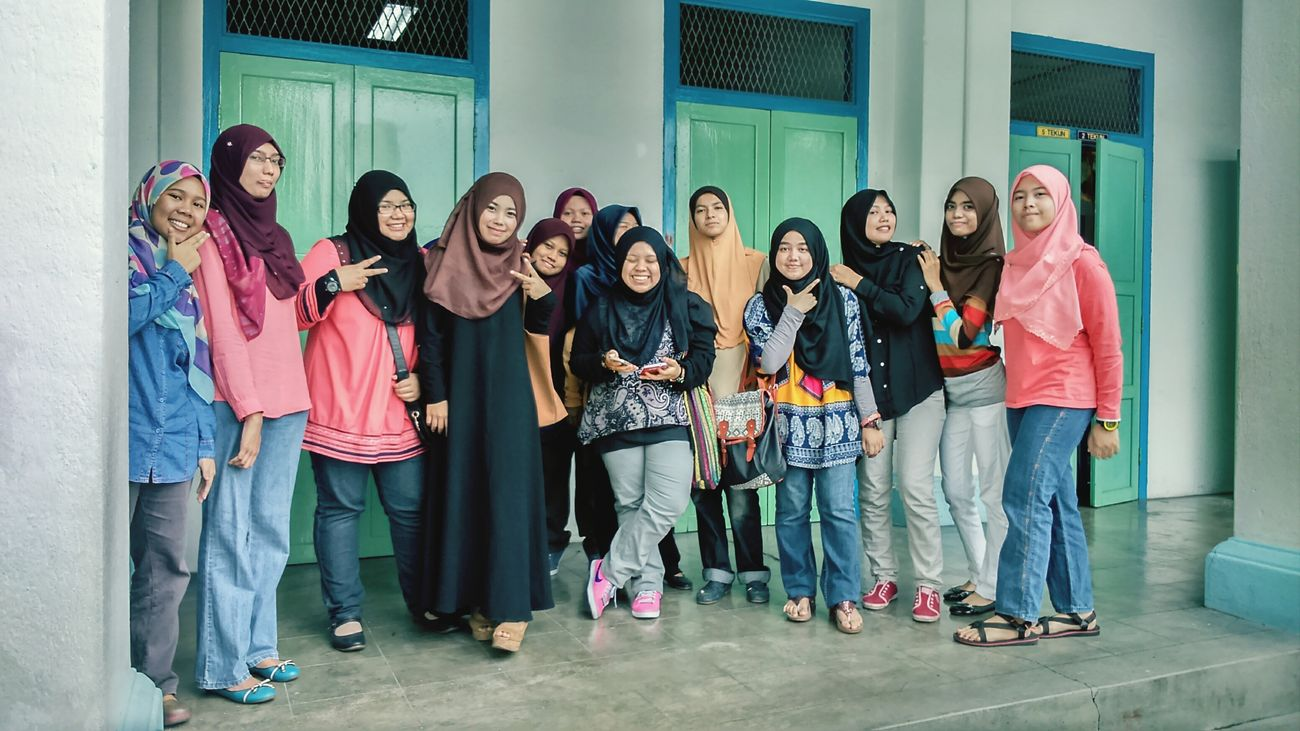 We are Convent Bukit Mertajam's girl