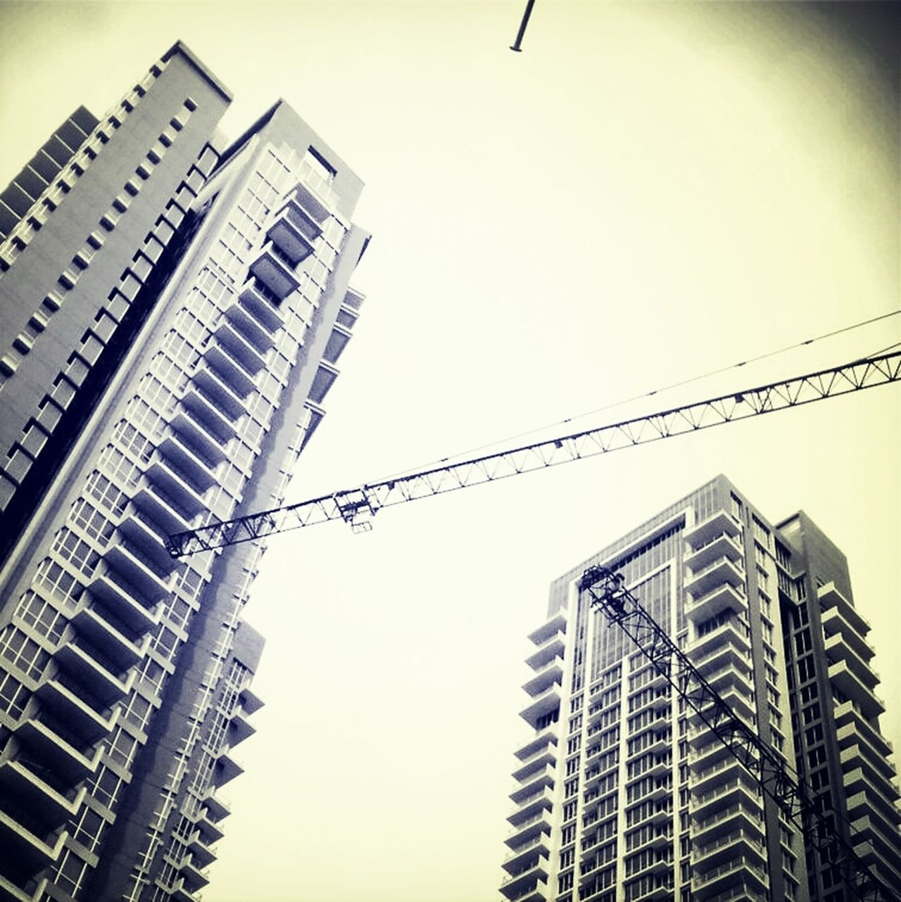 Architecture Monochrome