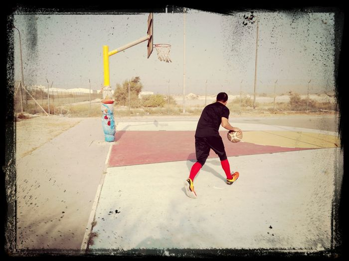 Practice Makes Perfect Just Do It Solo Game Shadow Basketball