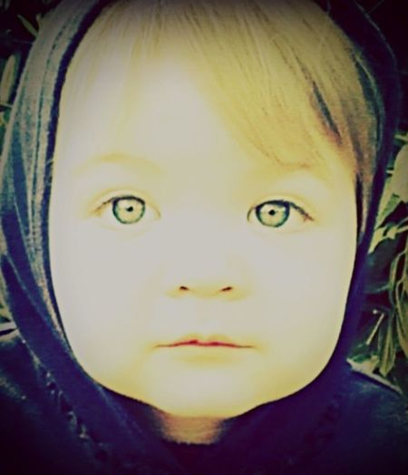 This Rainbow Child chose me as her mother.. By Miss Six Natural Beauty Colour Of Life