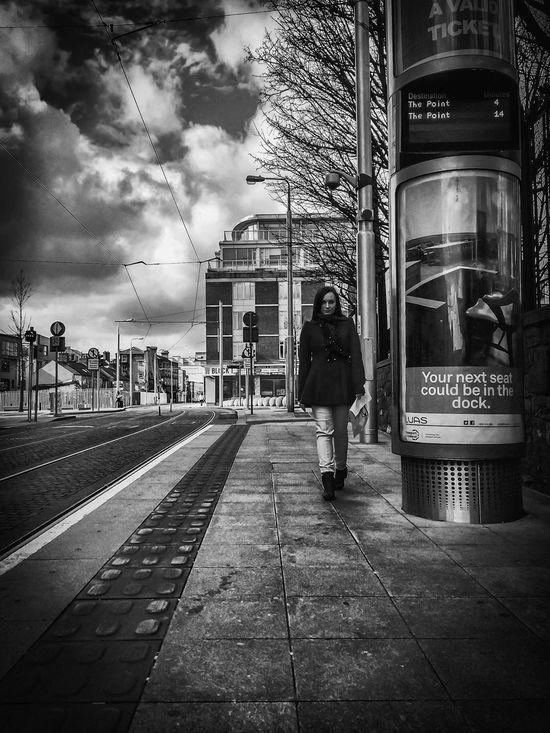 Ips Streetphoto_bw EyeEm Best Shots - Black + White Black & White EyeEm Dublin
