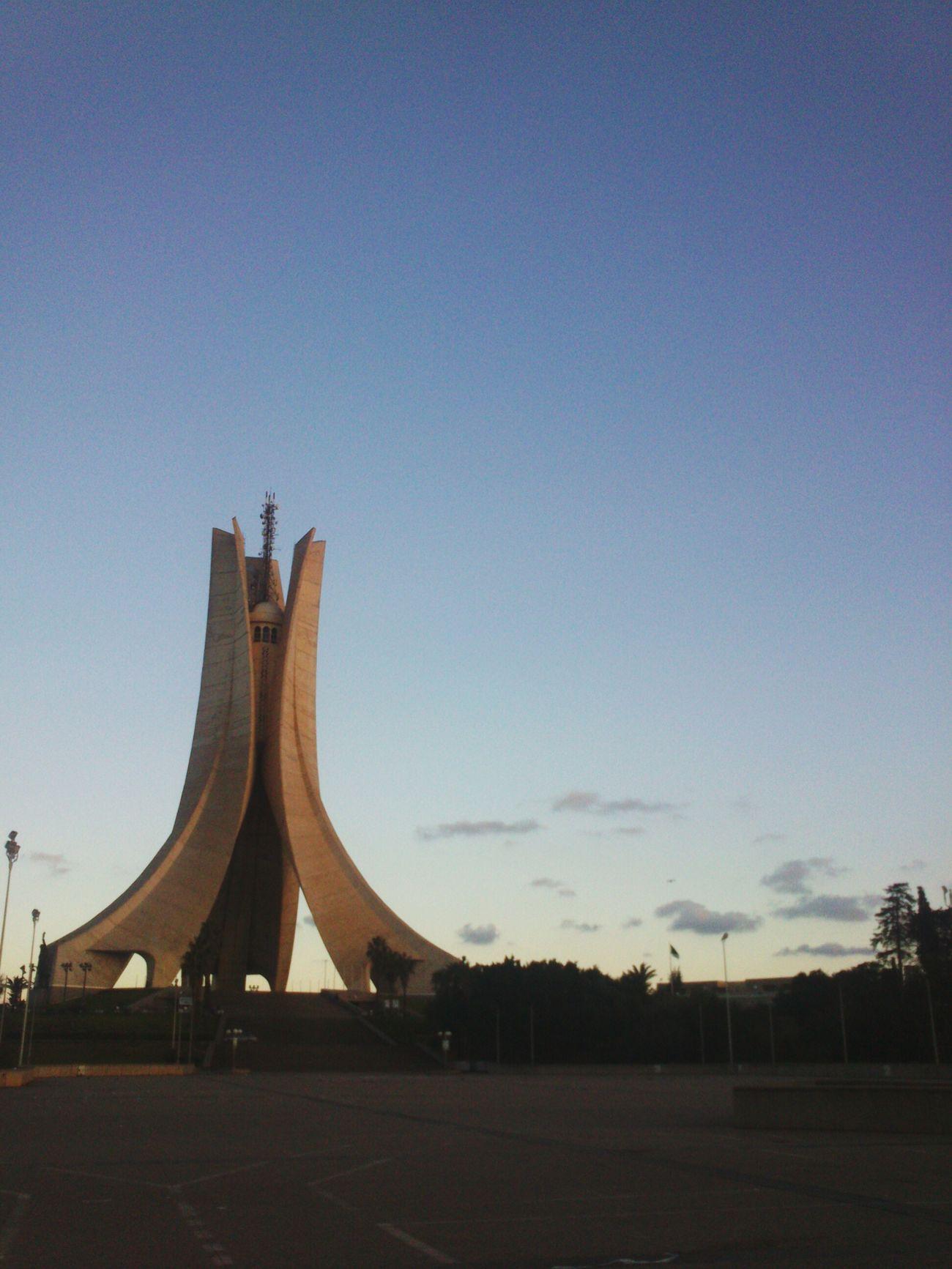 Algeria Monument Vac TeamDz I Mond