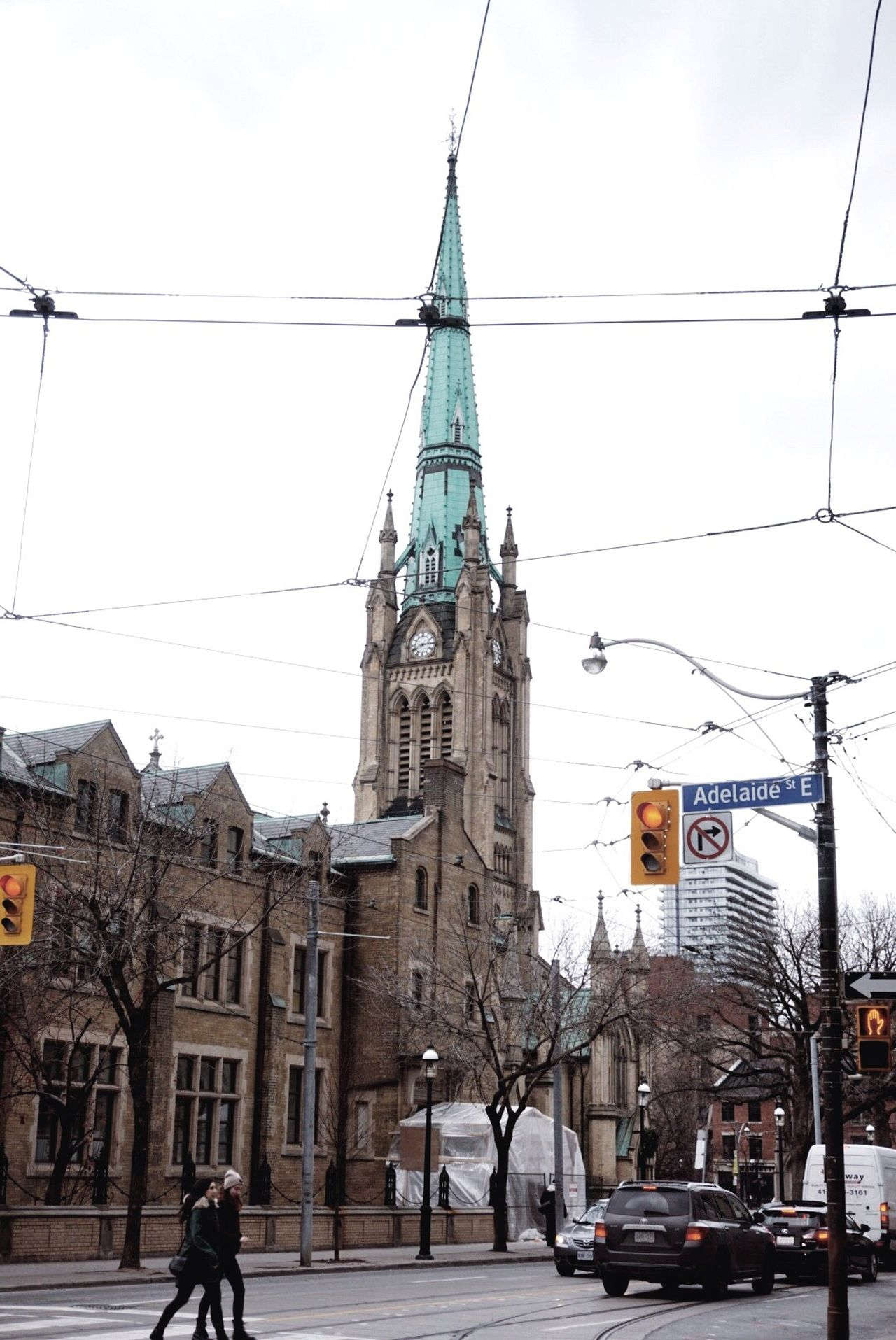 Winter is here Toronto Torontophotographer Canada Architecture Photo Photography OpenEdit Open Edit