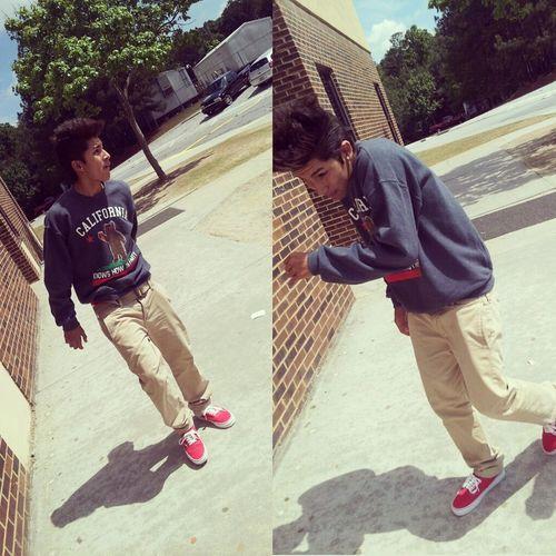 He Was Like I'm A Model Hoee ! (;