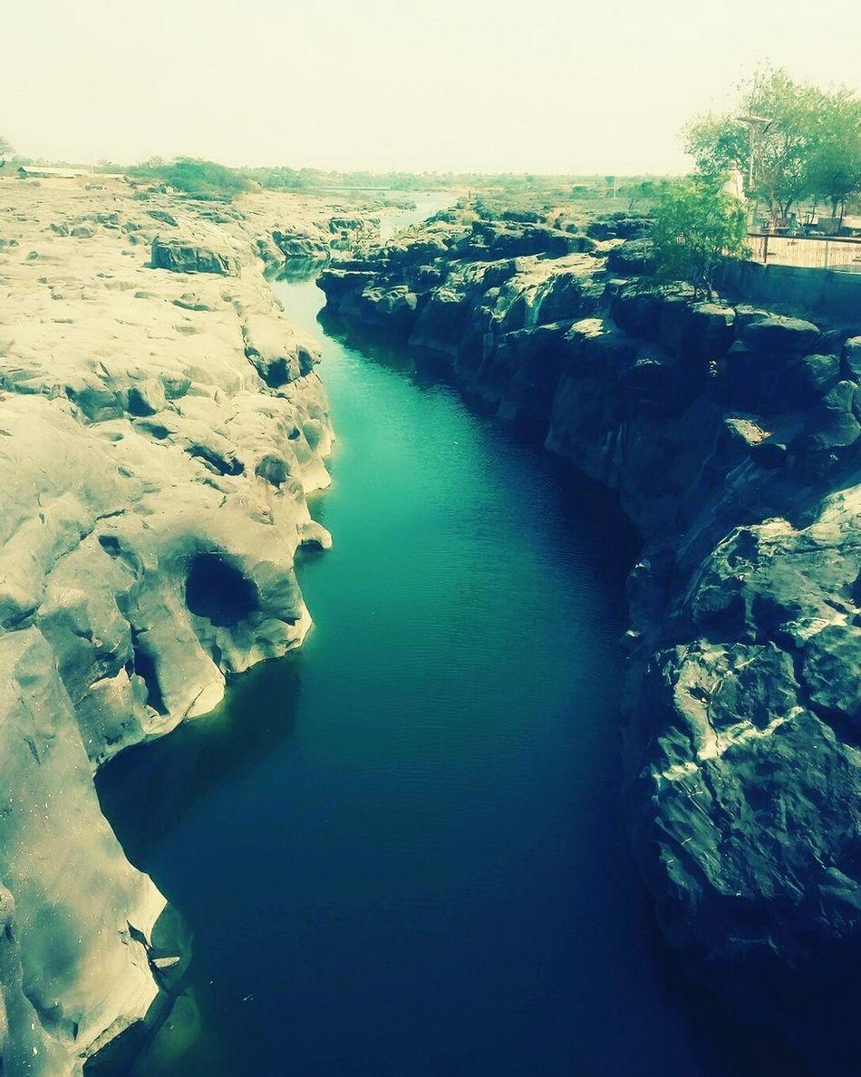 Water Green Water Potholes Ranjan Khalge