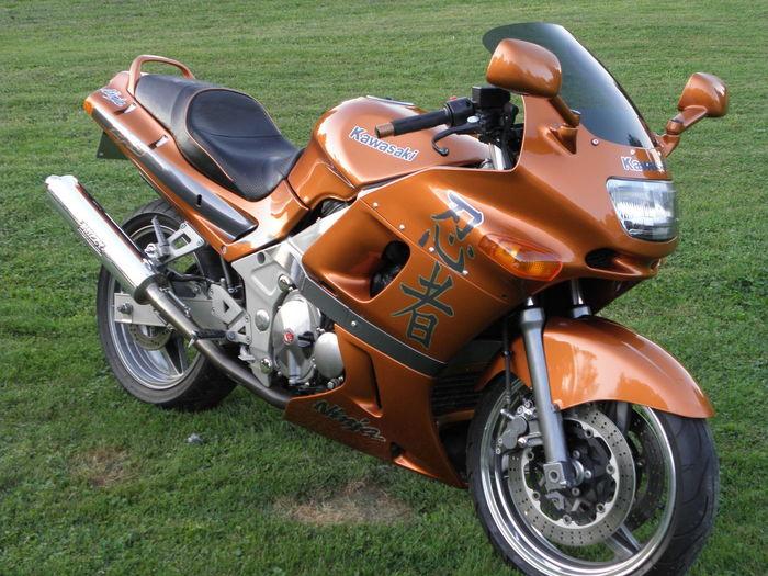Angularphotography Kawasaki Ninja Motorcycle Motorcycles Orange Color Outdoors Sportbike SportBikeLife
