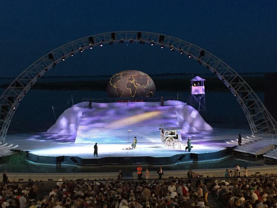 Mörbisch Am See Seefestspiele