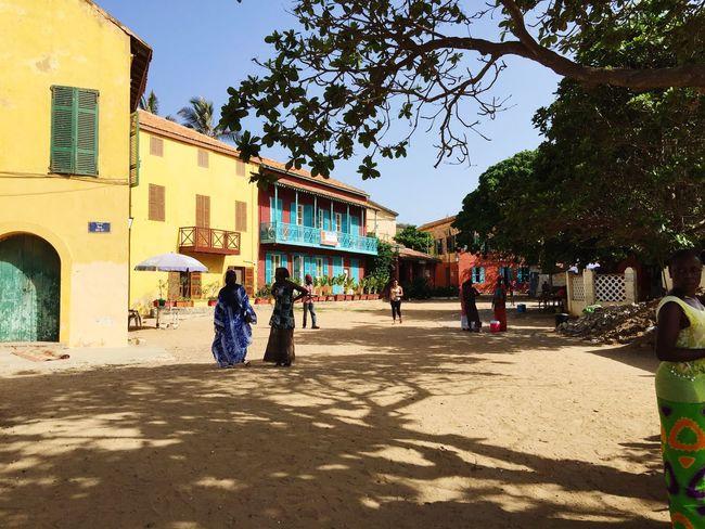 Dakar Travel Senegal