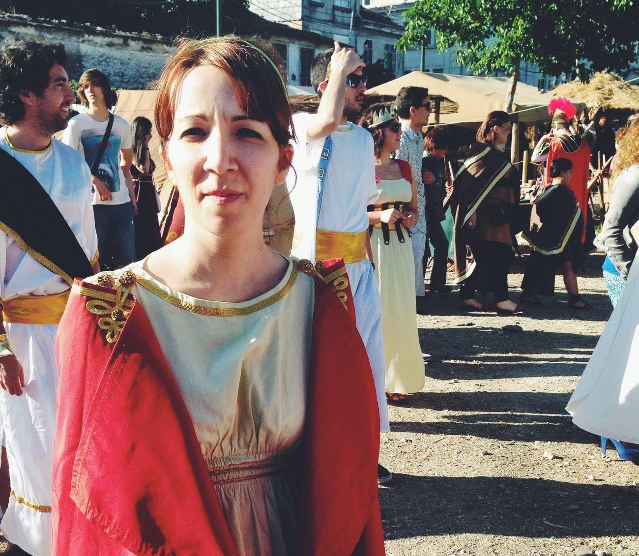 Roman woman. Arde Lucus EyeEm Meetup Portrait Snapseed
