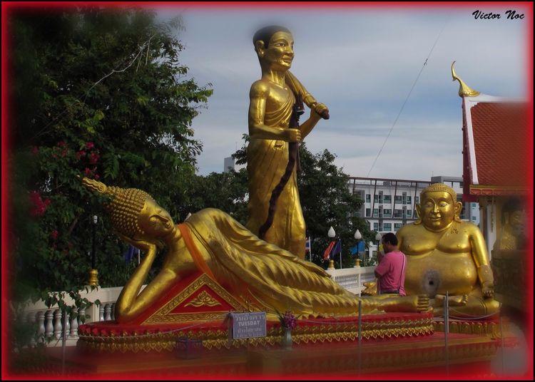 Victor Noc Art 🎱 Pattaya City Thailandia 2015 VicNoc La Collina Del Budda VittNoc Art 👉 Photo Artfoto Sfumature Vittorio Nocente Thailandia 2015 Foto Art VicNoc Noc Thailandia