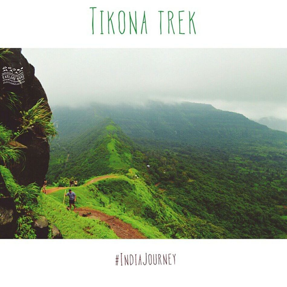 IndiaJourney TikonaTrek Trekking India Indiapictures Indiaphotos Incredibleindia