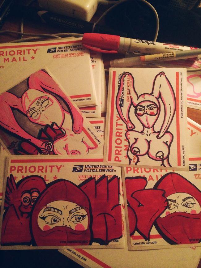 Sowla Stickers Graff CantSleep