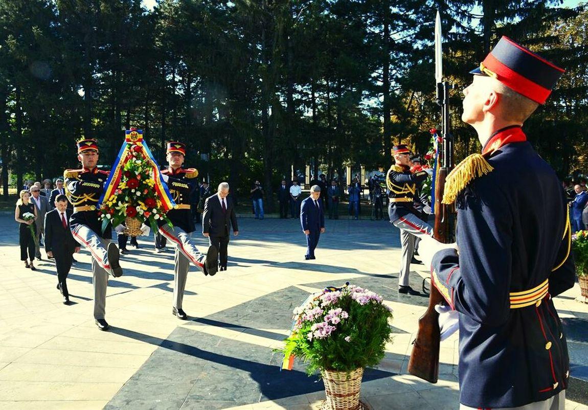 Indpendenceday Republic Of Moldova