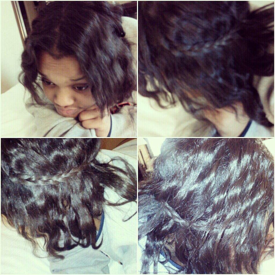 I Liked My Hair Today (((;