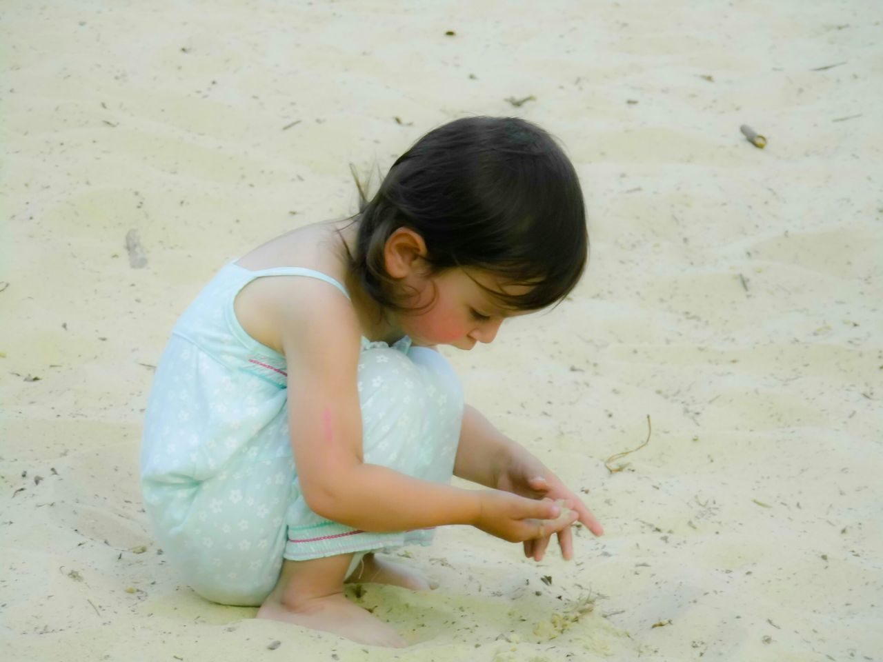 Kid Sand The Portraitist - 2015 EyeEm Awards Color Portrait Candid Portraits Romantic Portrait Of Innocence Portrait Of A Child Summer Views Everyday Emotion The Essence Of Summer