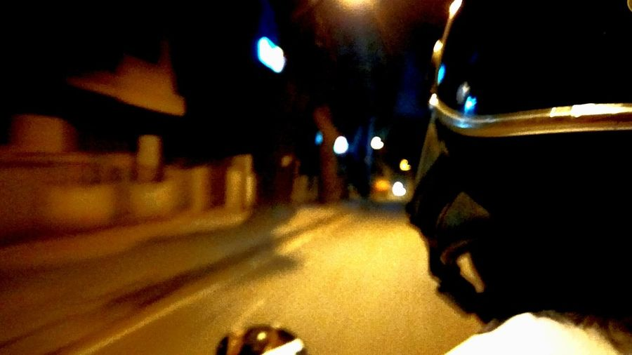 Cities At Night The Great Outdoors - 2016 EyeEm Awards The Photojournalist - 2016 EyeEm Awards The Street Photographer - 2016 EyeEm Awards Night Photography Riding Bike Pillion View Night Ride In Motion Motion Blur MotionCapture Scooter Riding  The Essence Of Summer Night Lights Safe Ride Eyeem Market EyeEm Best Shots EyeEm Gallery EyeEm Best Edits Night Night, Sleep Tight The Portraitist - 2016 EyeEm Awards On The Road Selective Focus Roadtrip Need For Speed