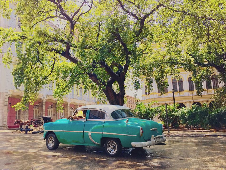 Cuba is just a Beatiful place to Travel in time. Not my Car ! MeinAutomoment