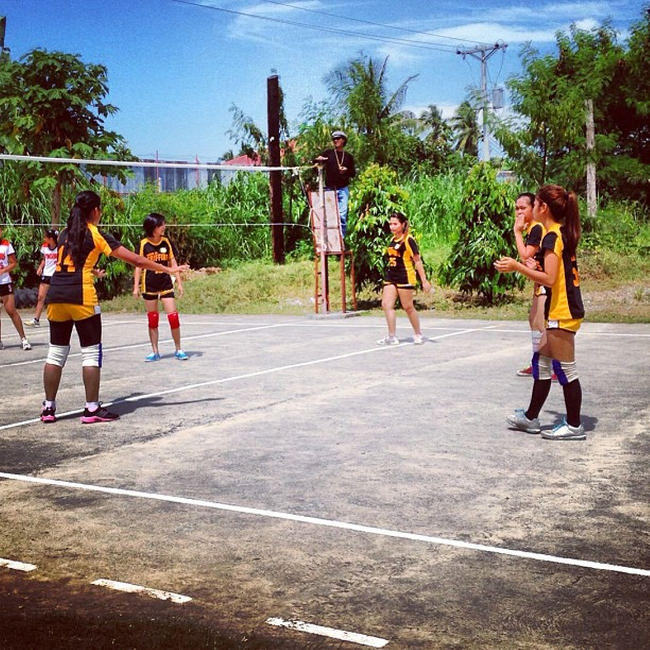 Sabot sa ta ug tarong. HAHAHAHA Volleyball Msuiitpalakasan2013 CBAAGRIFFINS