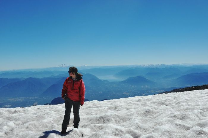 Memories Chile Trekking Enjoying Lif Vo Nikon D90