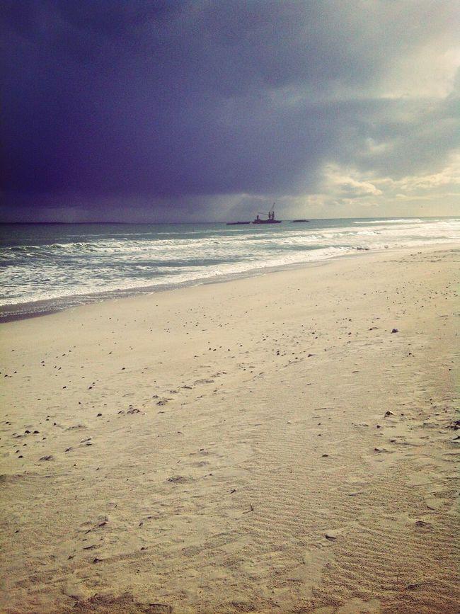 Beach Cloudporn