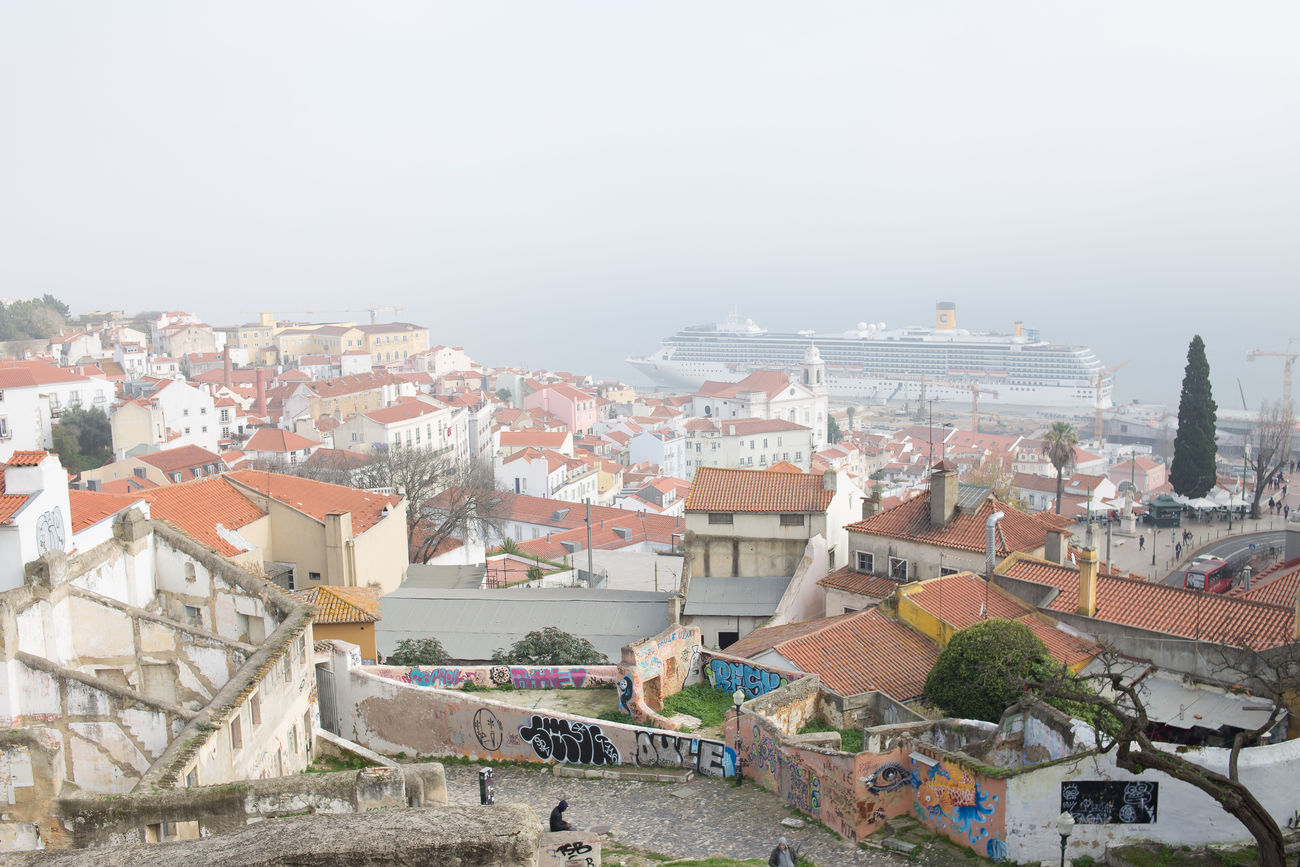 beautiful portugal Architecture Building Terrace City Cityscape Day Downtown District Golf Club Nature No People Outdoors Roof Scenics Sky Travel Travel Destinations Urban Skyline