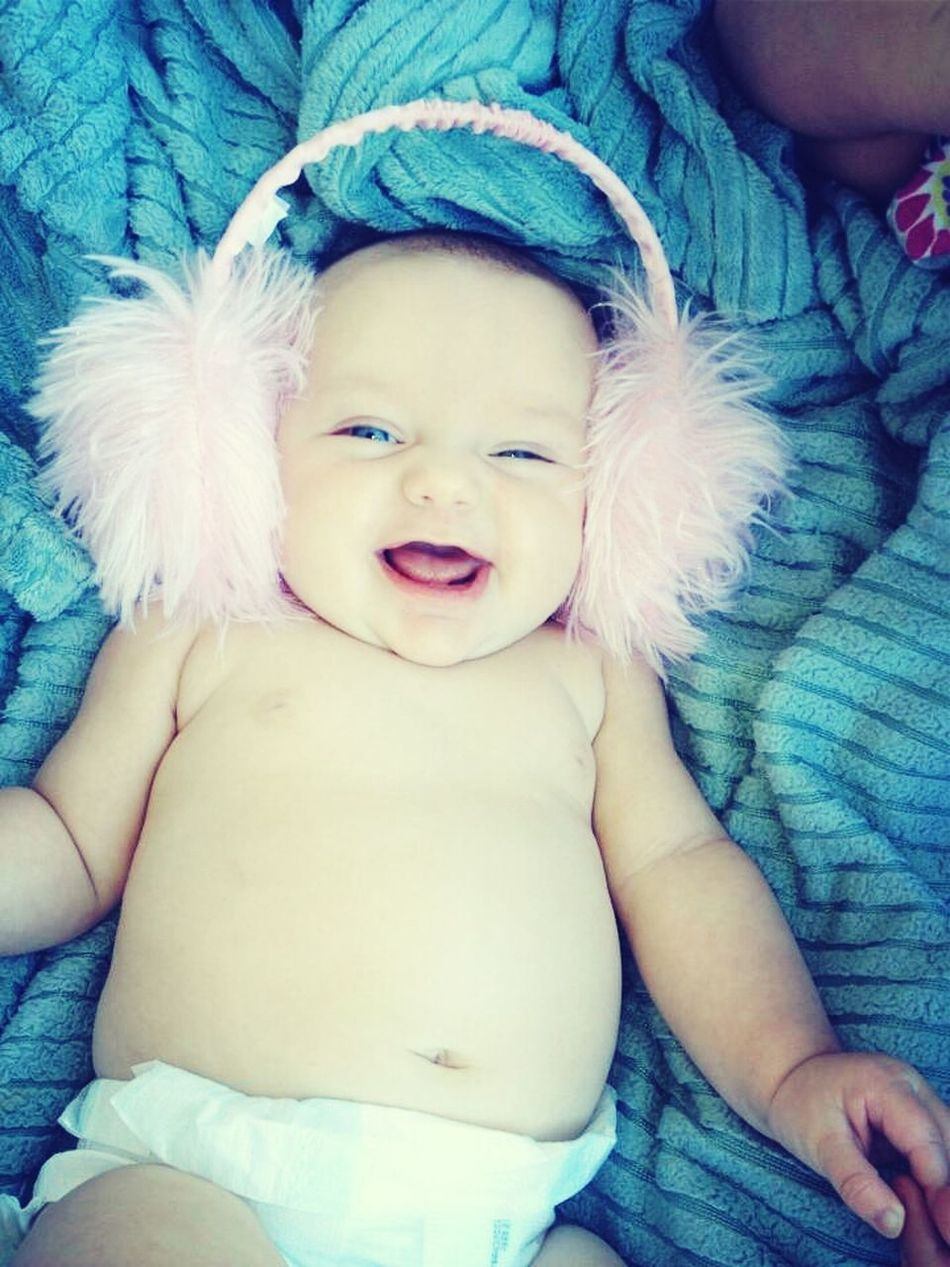 Baby Sis Cutest Thing Ever! That Smile