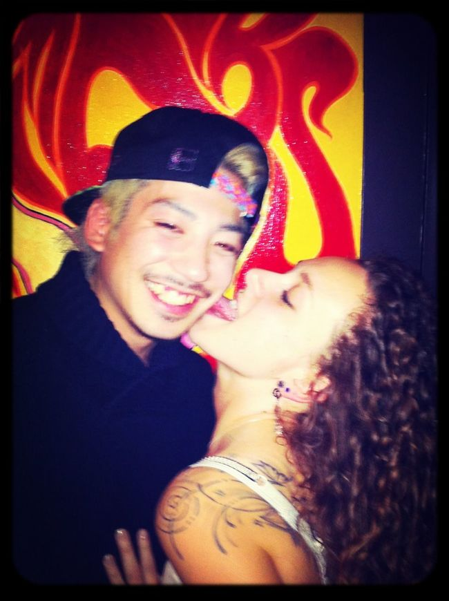 Tequila kisses