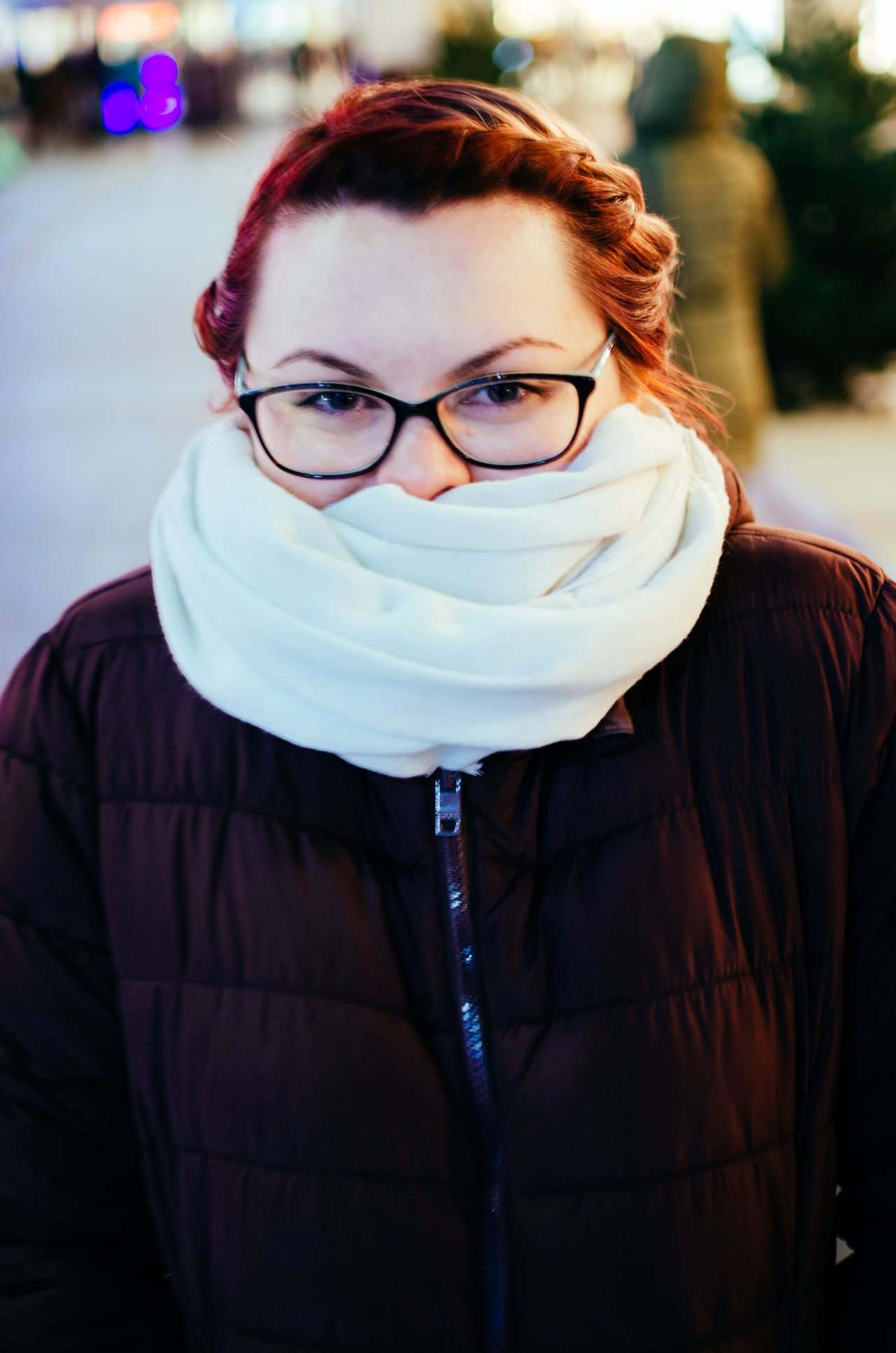 Always Be Cozy Close-up Day Eyeglasses  Horn Rimmed Glasses Human Body Part Human Face Looking At Camera One Man Only One Person Outdoors People Portrait Smiling Young Adult