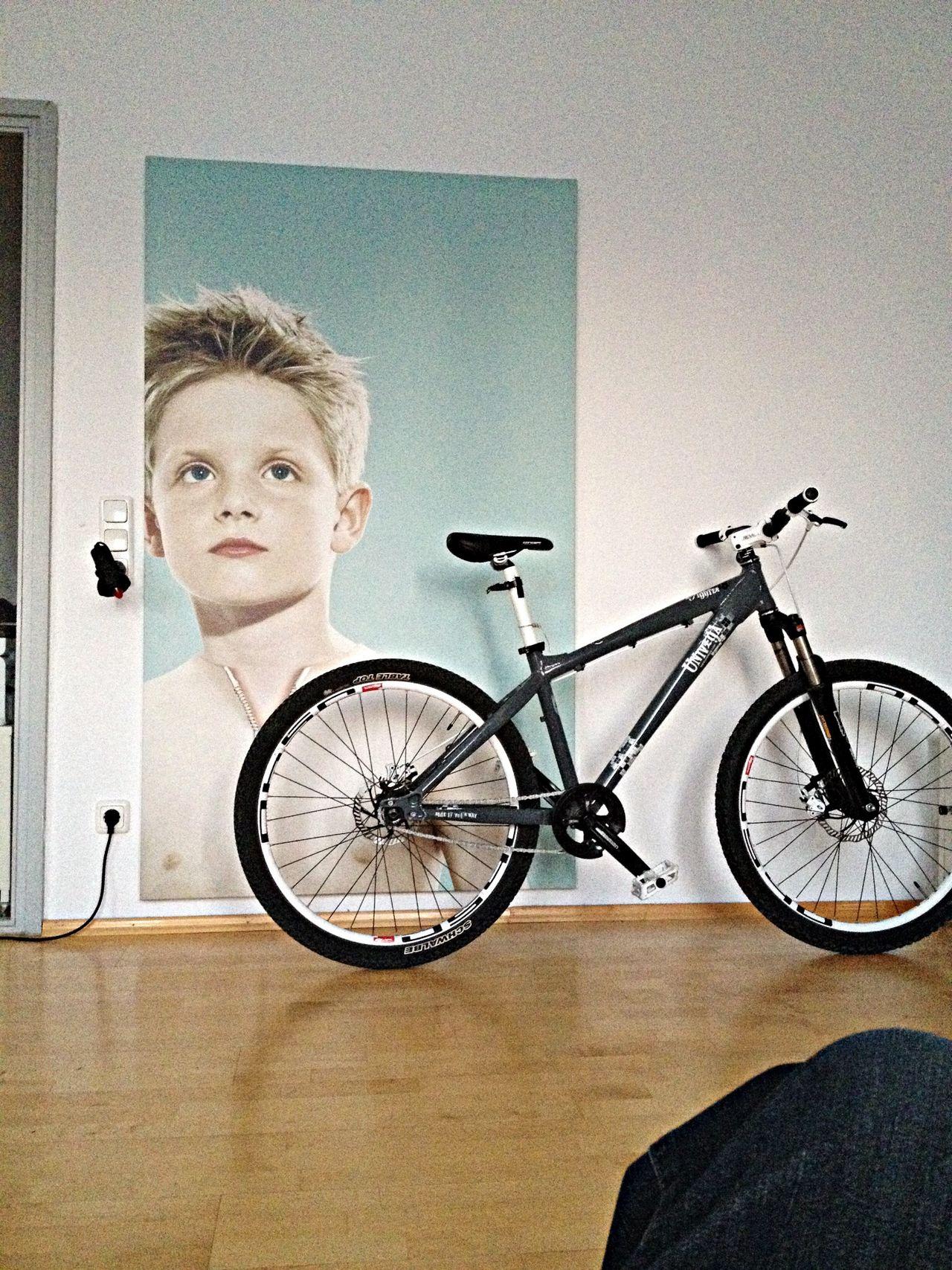 son & bike