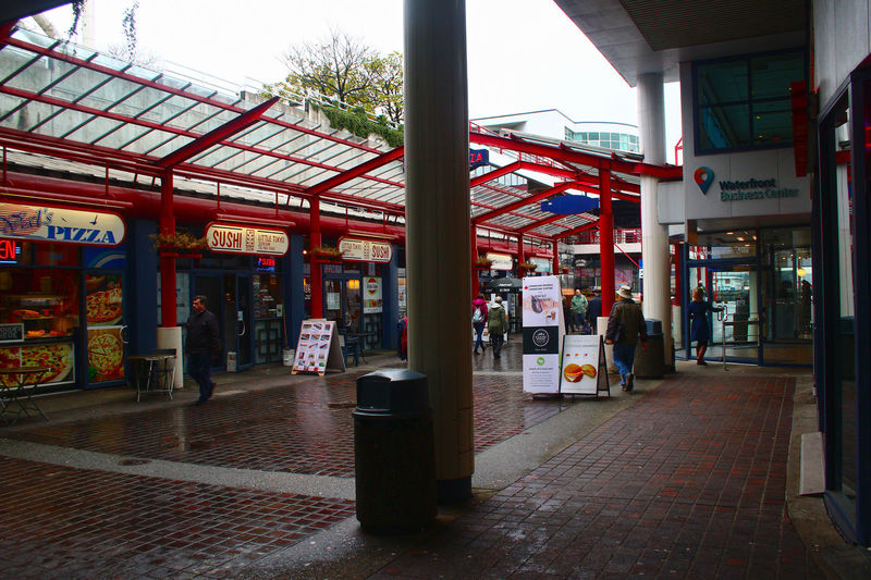 Stores at Lonsdale Quay in North Vancouver B.C. Lonsdale Quay North Vancouver Bc North Vancouver Stores Built Structure Architecture Day Store Building Exterior Outdoors No People City