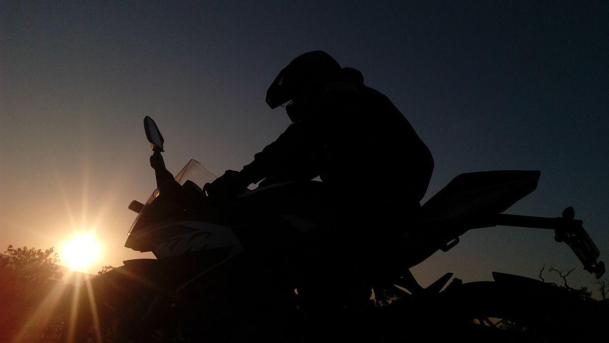 Morningride🚲 Sunlight And Shadow Sunrise_Collection Bike Love Bikelover💜