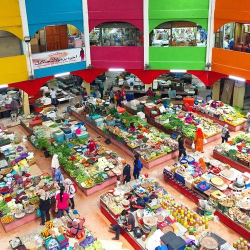 Pasar Besar Siti Khadijah, Kelantan First Eyeem Photo