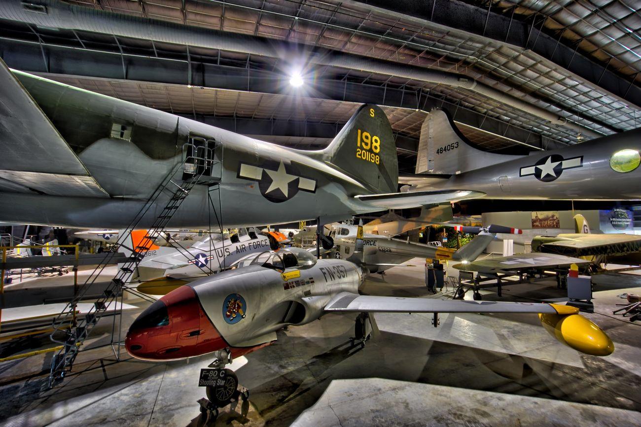 Restoration Hangar Aurorahdr