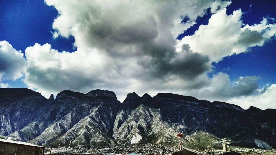 Have a nice week! Mountain Clouds Landscape Sky