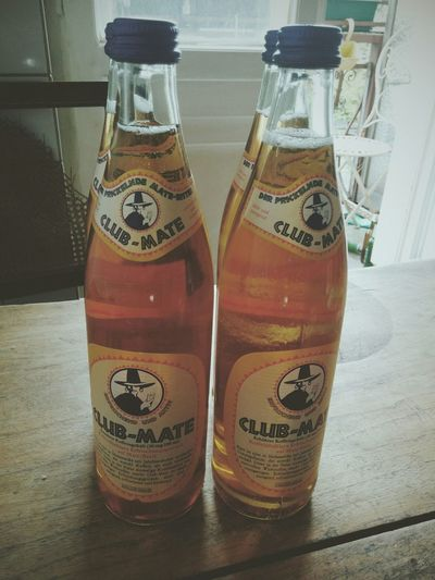 Happiness distilled Clubmate
