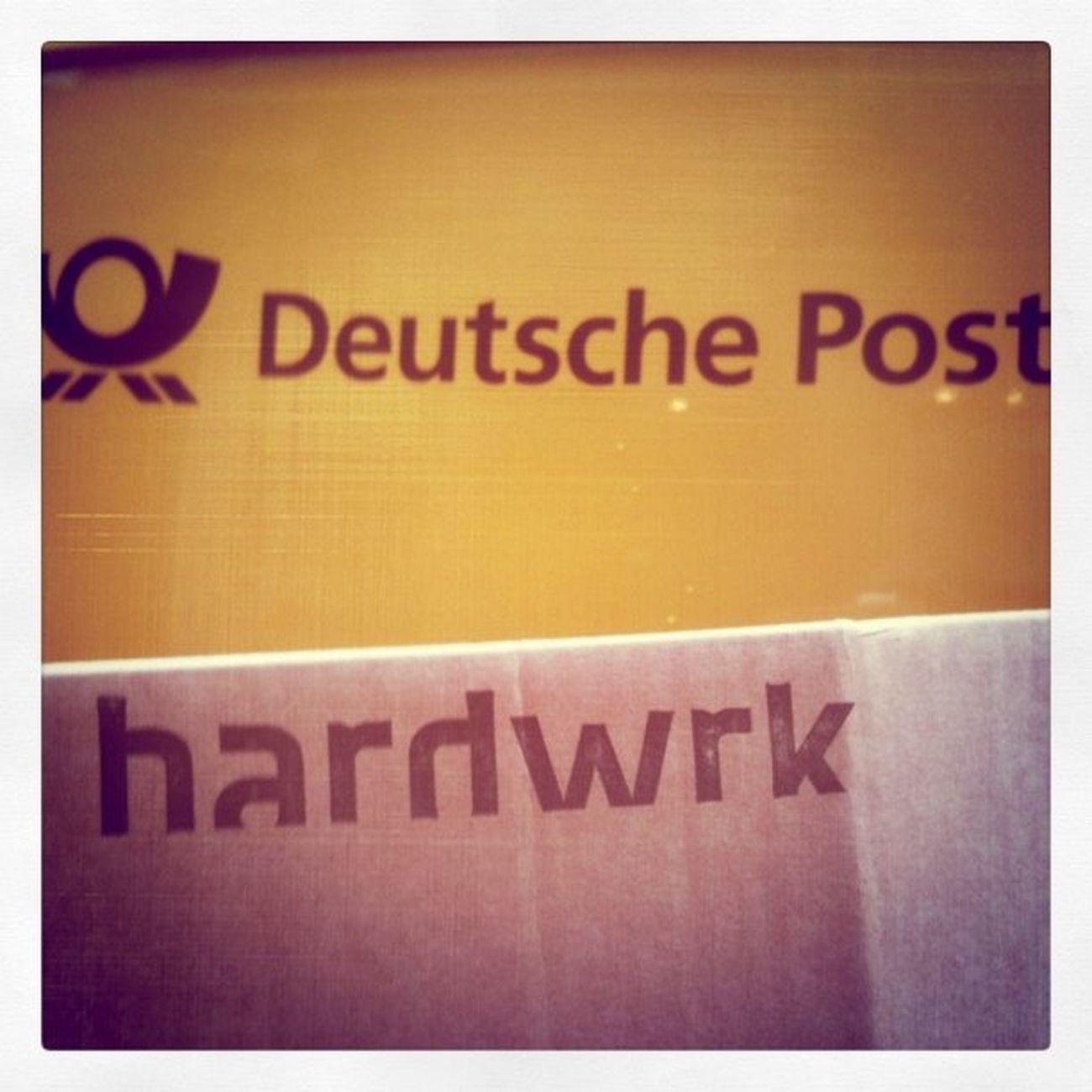 die post war da #hardwrk #ssd #t3n SSD T3n Hardwrk